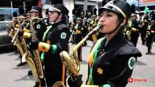 Repeat youtube video Banda Comunal de Orotina BCO Collage imágenes desfile PALMARES 2015