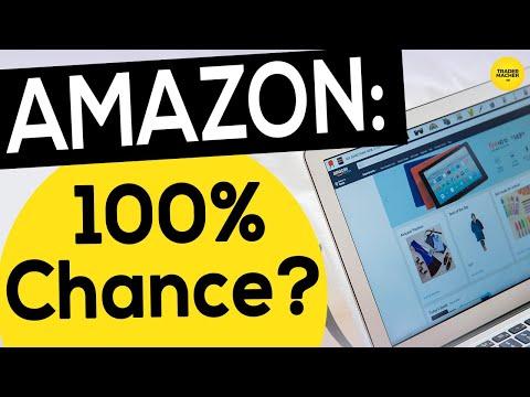 Amazon: Mega-Rallye auf 4.000 Dollar?