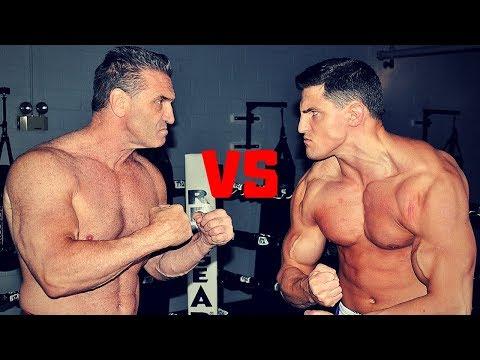 Bodybuilder VS Ken Shamrock - The World's Most Dangerous Man | Crazy UFC and WWE Challenge
