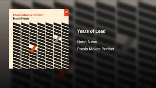 Years of Lead