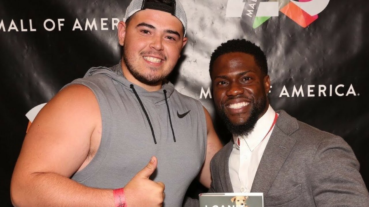 How to Meet Kevin Hart recommendations