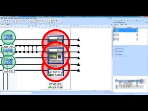 Расследование компрометации кредитных карт при помощи IBM i2 Analyst's Notebook