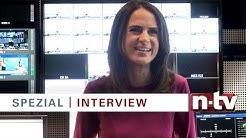 Interview mit n-tv Moderatorin Sibylle Scharr-Machefer