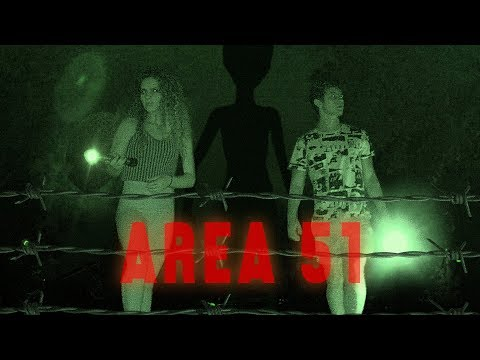 We went to Area 51 and saw THIS...