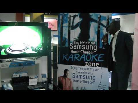SOLOMON _ Samsung Hometheater Karaoke