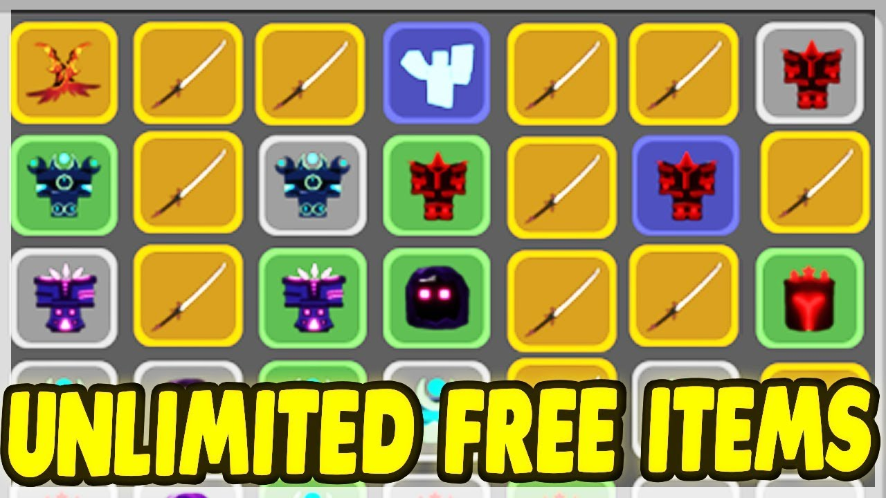 How To Get Unlimited Free Legendary Items And Gold Dungeon Quest