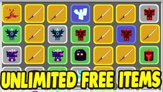 Wie man UNLIMITED Free LEGENDARY ITEMS UND GOLD | Dungeon Quest (ROBLOX)