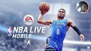 NBA LIVE MOBILE GAMEPLAY | SUPREMACY SET?