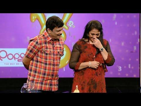 Onnum Onnum Moonu Season 2 I Ep 54 -  With Jagadish and Rekha I Mazhavil Manorama