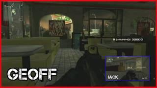 Call of Duty: Modern Warfare 2 - SpecOps - Body Count
