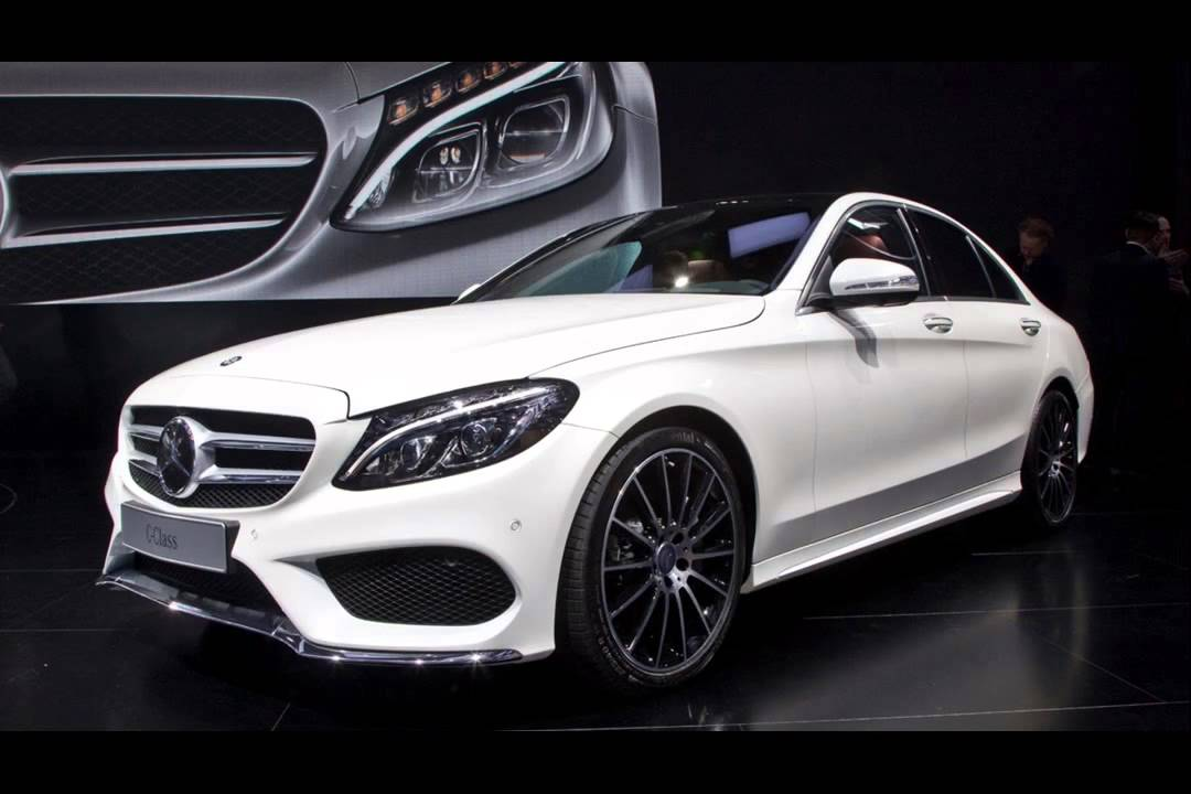 2015 model mercedesbenz cclass c250 coupe - YouTube