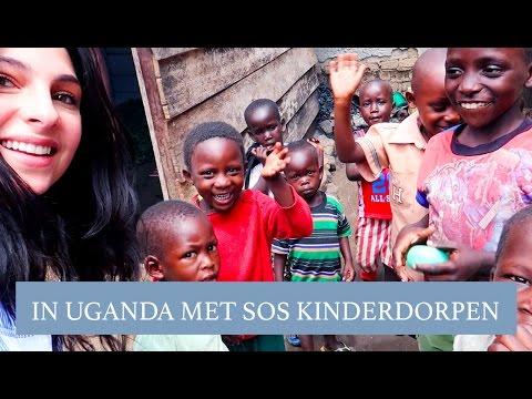 TRAVEL VLOG: IN UGANDA MET SOS KINDERDORPEN - Anna Nooshin