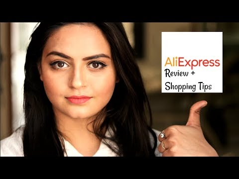 Cheapest Jewelry Online @20 | Aliexpress REVIEW + Shopping Hacks | #Simrannikky