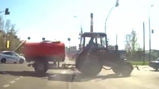 Russian Tractor Dance