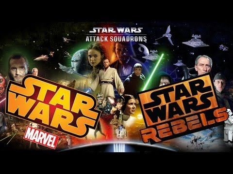 STAR WARS Canon To Expand Beyond Films