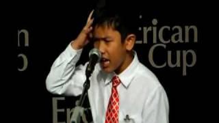 Erican Cup 2009-Storytelling- Chong Meng Hui (Erican Serdang Centre) Champion
