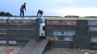 Toros de Moreno de Silva - Encierro 8 de Septiembre 2013 Medina del Campo