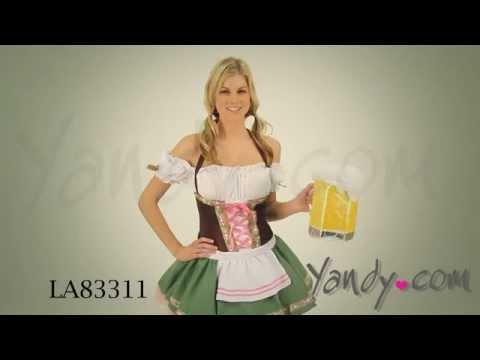 German Girl Costume