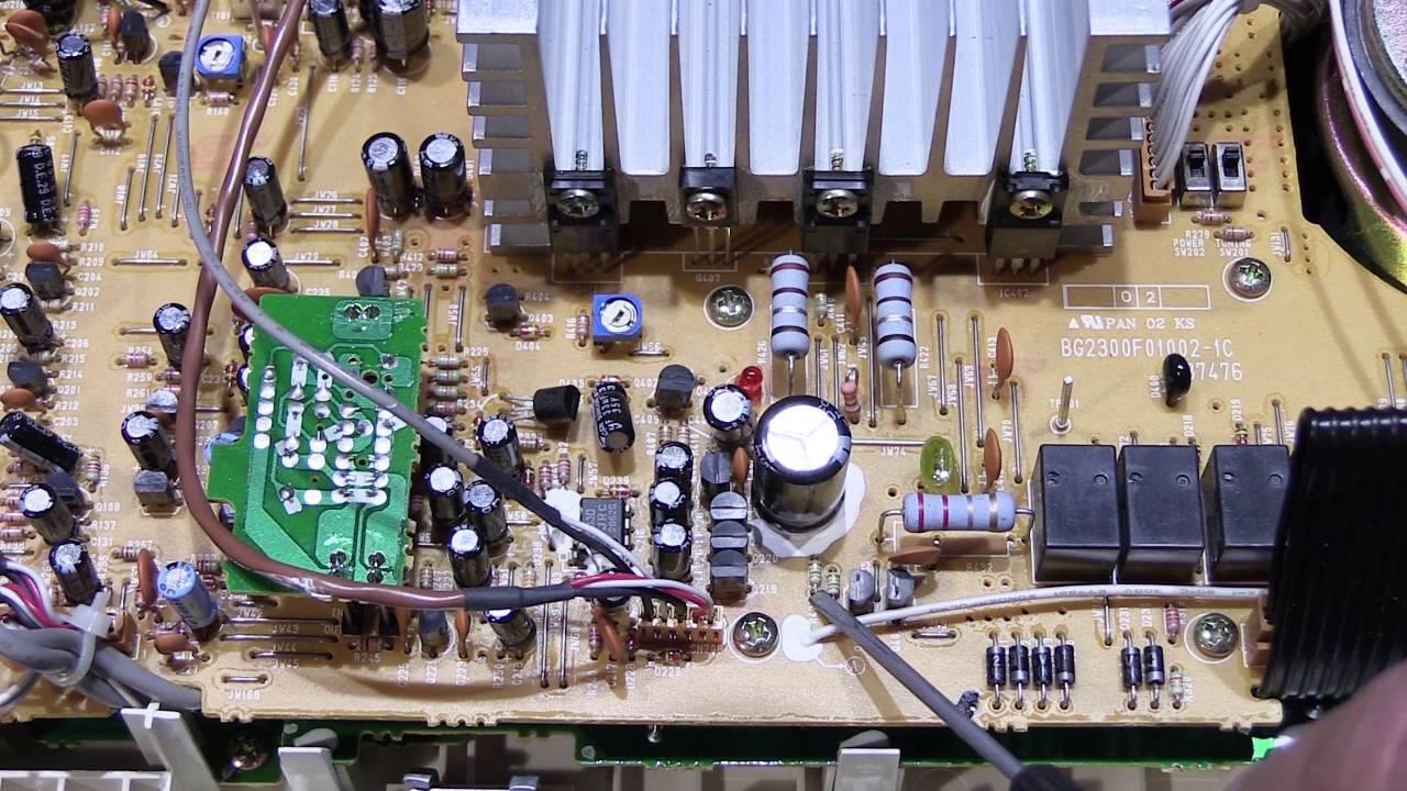 nutone im3303 radio intercom amplifier failure [ 1280 x 720 Pixel ]