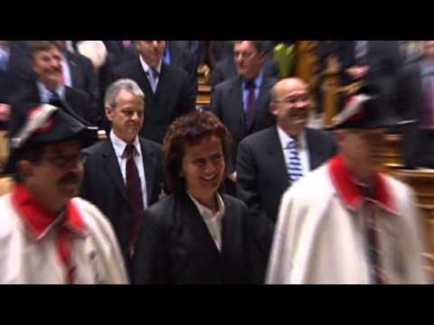 The Swiss Government Report 1