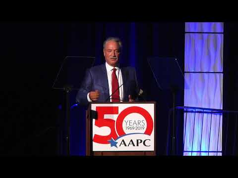 Alex Castellanos Aceptance Speech