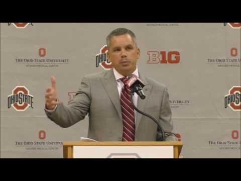 New Ohio State head basketball coach Chris Holtmann - ELEVENWARRIORS.COM