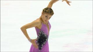 Александра Трусова стала победительницей четвертого этапа Кубка России по фигурному катанию