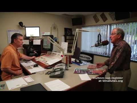 South Dakota Salutes  | B102.7 Radio Interview
