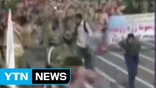 """이란서 군사 퍼레이드 도중 총격...""""80여 명 사상"""" / YTN"""