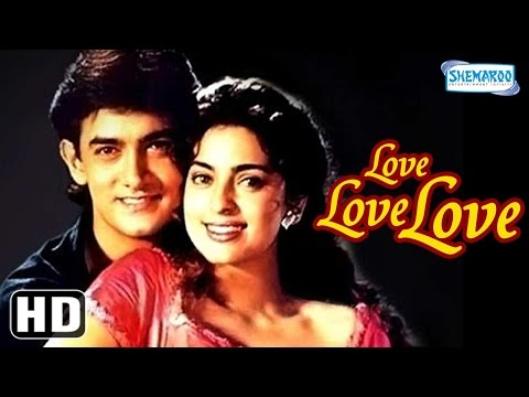 Love Love Love {HD} - Aamir Khan - Juhi...