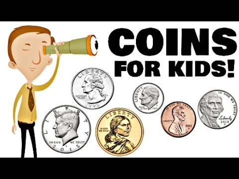 Image result for coins for kids
