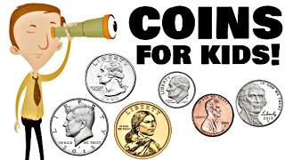 Coins for Kids | Math Learning Video