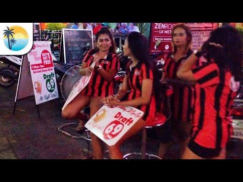 Soi LK Metro & Soi 12 (4K) Pattaya Nightlife