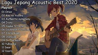 Kumpulan Lagu Jepang Acoustic Enak Di Dengar - Bikin Rileks [Best2020]