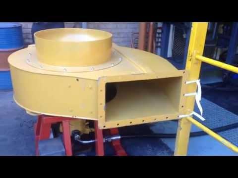 Mechcal Engineering - Centrifugal Fan Test