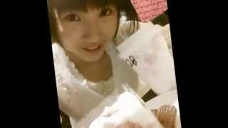 AKB48 HKT48 朝長美桜 みお スライドショー 指原莉乃 さしこ 兒玉遥 は...