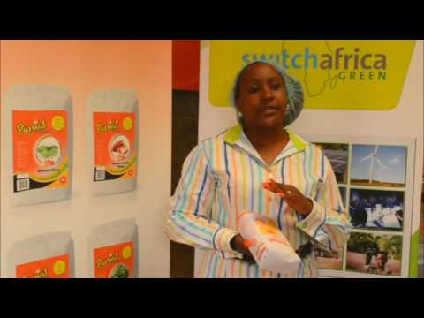 Pamat Foods - Switch Africa Green Program