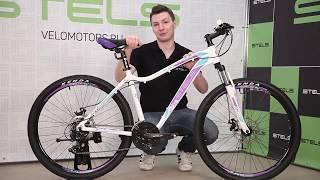 Обзор женского горного велосипеда Stels Miss 6100 MD 27 5