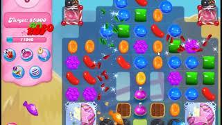 Candy Crush Saga Level 5383 - NO BOOSTERS | SKILLGAMING ✔️
