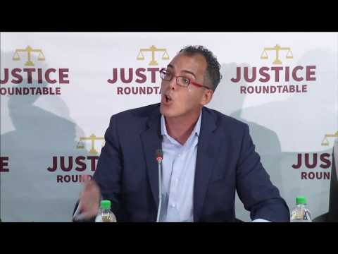 June 13, 2017 Justice Roundtable: Q&A with James Forman Jr.