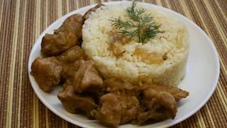 Свинина в соевом соусе в духовке/Рецепты вкусной свинины в соевом соусе в духовке/ Свинина в духовке