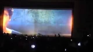 Video Theri firstlook on Nellai Ram Cinemas download MP3, 3GP, MP4, WEBM, AVI, FLV Oktober 2018