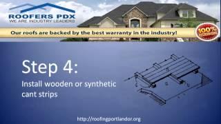 Leaky Flat Roof Repair Portland Or