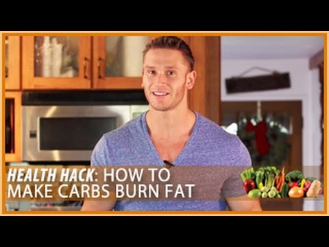How to Make Carbs Burn Fat: Health HackThomas DeLauer