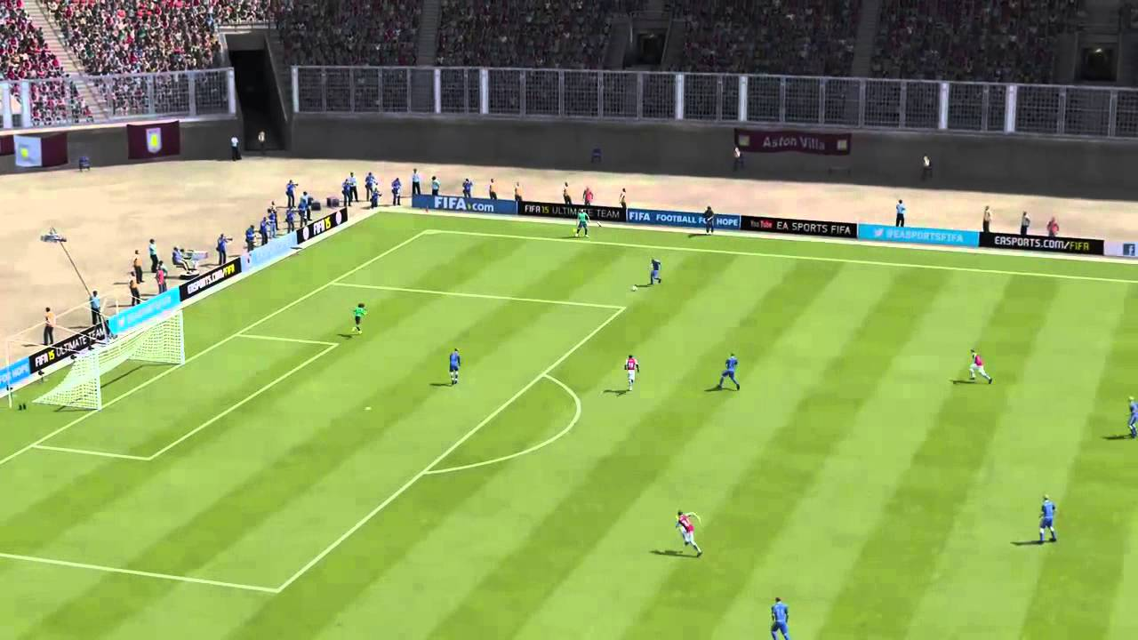 Pro clubs matchmaking