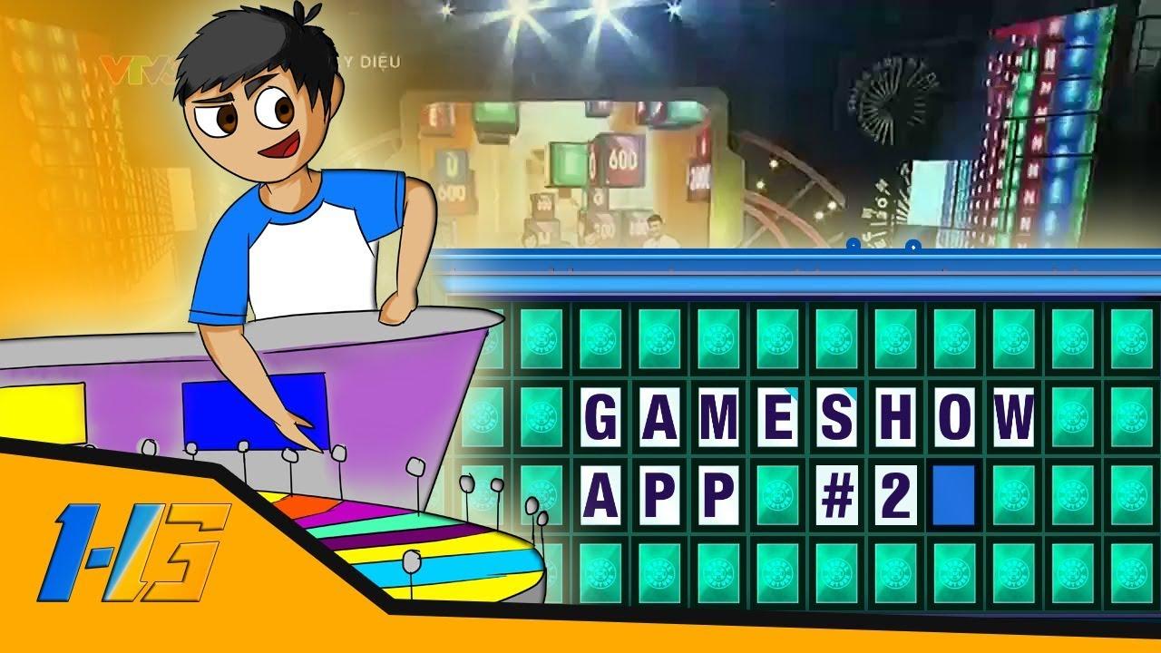 CHIẾC NÓN KỲ DIỆU!!! | Gameshow App #2