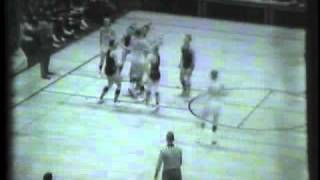 Willshire Highlights of 1955 Ohio Boys Basketball Class B Semi-final game