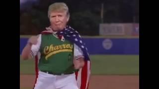 Donald Trump...Jump Around😂