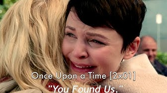 """Once Upon a Time  """"Broken"""" Emma Meets Her Parents"""