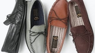 Supermocs Men's Leather Slippers